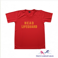 HEAD LIFEGUARD THSIRT
